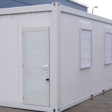 Fabricated House Containers 1