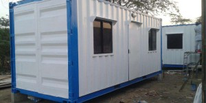 Fabricated House Containers 2