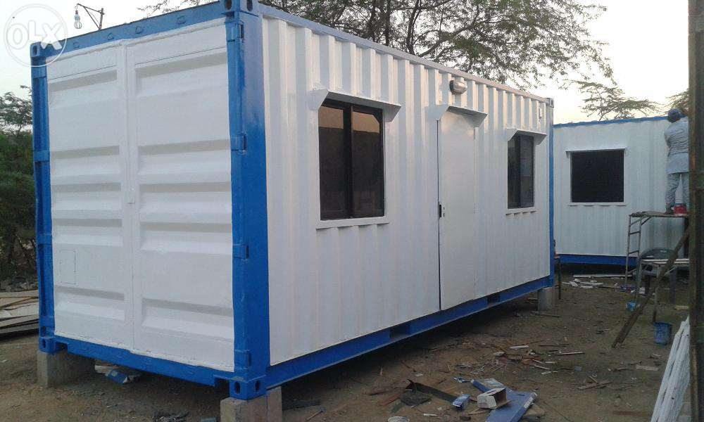 Fabricated container houses welcome to barship for Fabricated home