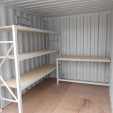 Fabricated Storage Container 1