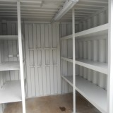 Fabricated Storage Container 2