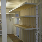 Fabricated Storage Container 3