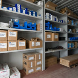 Fabricated Storage Container 4