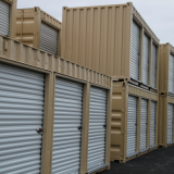 Fabricated Storage Container 5