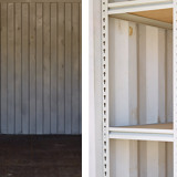 Fabricated Storage Container 6