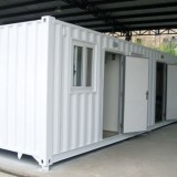Fabricated Toilet Container 1