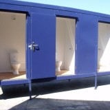 Fabricated Toilet Container 2