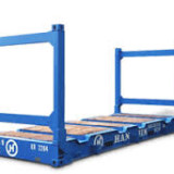 Flat Rack Container 3