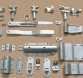 container door locking parts